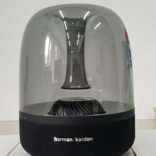 Harman_Pardon Aura Studio 2 Bluetooth Speaker 無線喇叭 藍芽喇叭 藍芽播音