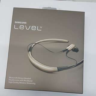 Bluetooth stereo headset samsung level U