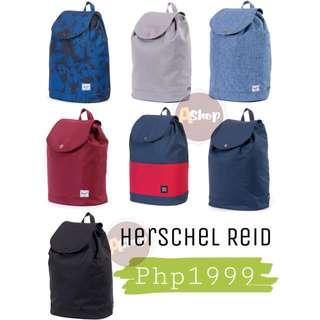 Herschel Reid (21L and 15.5L)