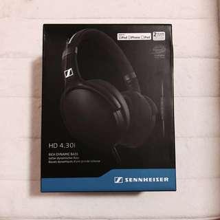 Headphones - Sennheiser HD 4.30i