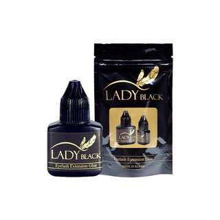 Lady Black Glue for Eyelash Extension
