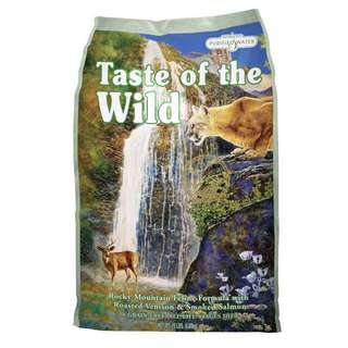 7KG Taste of the Wild Rocky Mountain Dry Cat Food