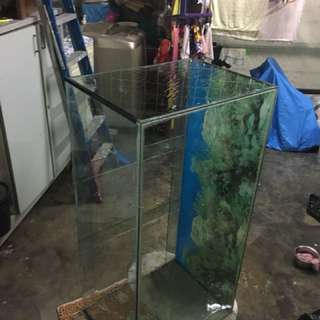Aquarium 4x2x1.5 for swap