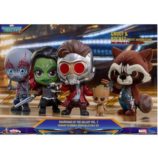 Cosbaby Bobble-Head: Guardians of the Galaxy 2