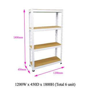 Boltless Rack Shelving