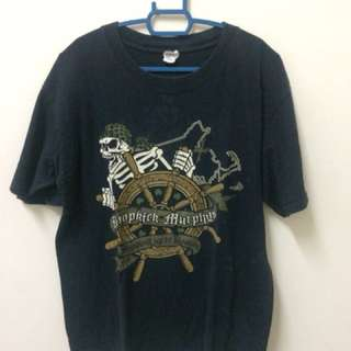 Anvil Dropkick Murphys Band Shirt