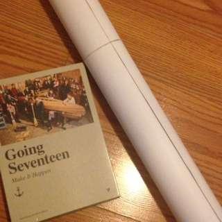 Seungkwan Poster (Going Seventeen)