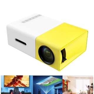 Portable WiFi projector 手攜式投影機