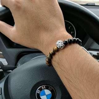 Lion charmed Bracelet