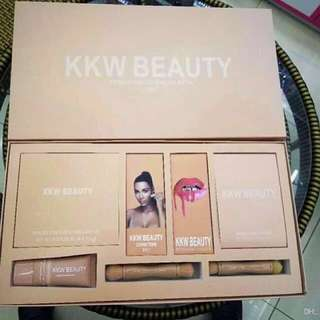 KKW Kim Kardashian West Beauty Makeup Set