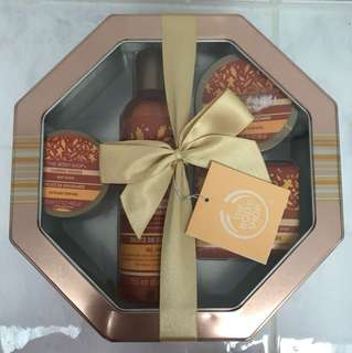 The Body Shop Candied Ginger Gift Set