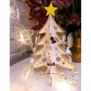👛日本空運Alice愛麗絲聖誕樹裝飾 聖誕節期間限定雜貨 愛麗絲夢遊仙境 小資公事日本代購