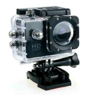 1080 Full HD Waterproof Action Digital Sports Camera 2 Inch LCD Display (INSTOCK)