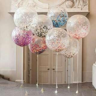 Balloons 5pcs