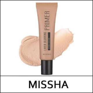 Missha Layer Blurring Pore Cover Primer