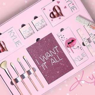 Kylie's I Want It All Birthday Set