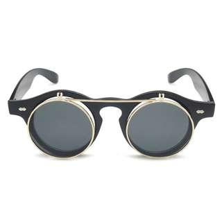 Kacamata Steampunk