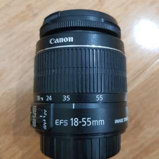 Canon EF 18-55mm f1:3.5-5.6