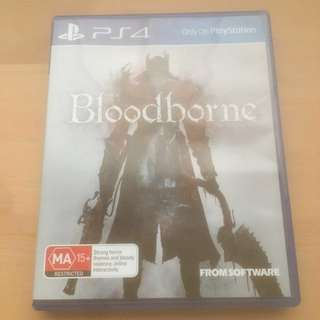 Bloodborne -PS4 Game