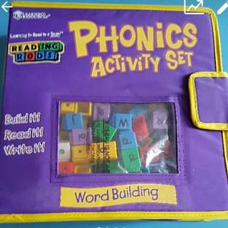 Phonics Learning Resource - Learning Rods