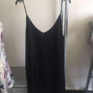 Dotti & silk dress