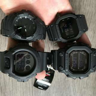Gshock watch 100% OROG NA ORIG