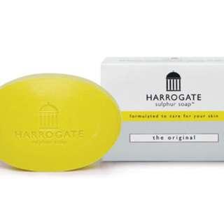 Harrogate Sulphur Soap