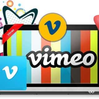 Vimeo (Views)