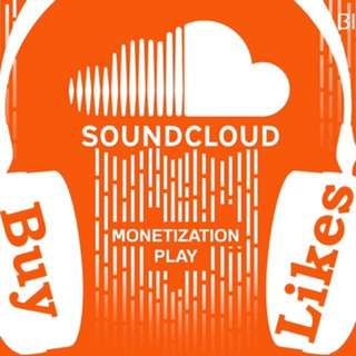SoundCloud (Likes) & (Followers)