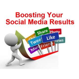 Social Media Boosting & Advertising