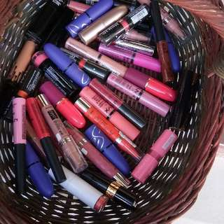 Assorted Lippies and Others