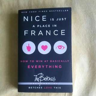 Nice Is Just A Place In France - The Betches