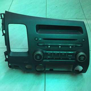 Car stereo For HONDA CIVIC 2008  1.8