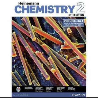 Heinemann Chemistry 2 5th Edition