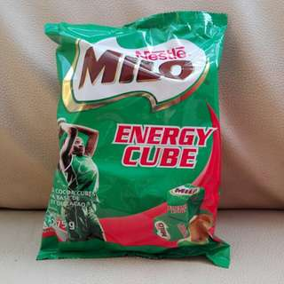 Milo Energy Cube 100pcs