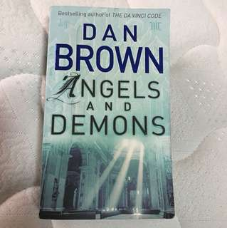 Dan Brown: Angels and Demons