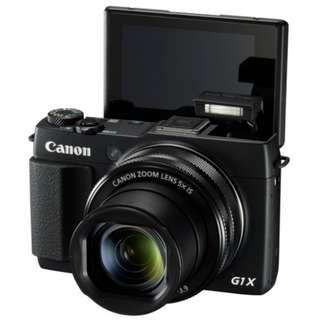 BNIB Canon Powershot G1X Mark 11