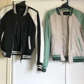 Bomber jackets