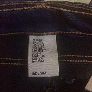 H&M Denim
