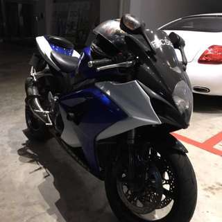 GSXR K8 1000cc looking trade S4 spec 1