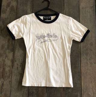 VINTAGE PERISHER TOP | Size M (fits small)