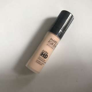 Make up forever HD foundation 5ml