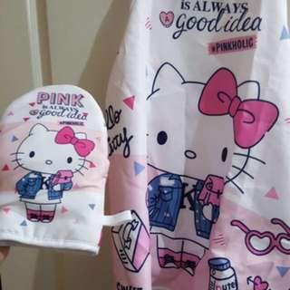 7-11 點數 集點活動 kitty圍裙及隔熱手套
