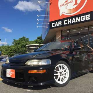 HONDA CR-X SIR  Month / Year:07.1991  Color:BLACK  Mileage:116,900 km Displacement:1.6L  Steering:Right  Transmission:MT  Fuel:GASOLINE  Drive:2WD  Doors:COUPE  Repaired:Yes  Chassis No:EF8-110****  Model code:E-EF8