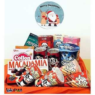 Christmas Gift Hamper Box