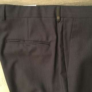 Zegna men's wool dress pants - new with tags