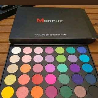Morphe 35B Colour Glam Palette