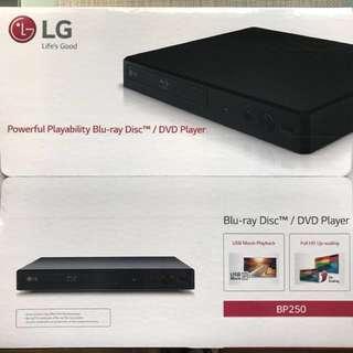 LG Blu-ray 藍光機