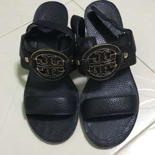 Tory burch wedge authentic