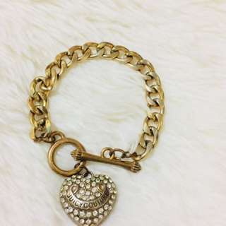 Juicy Couture Inspired Bracelet